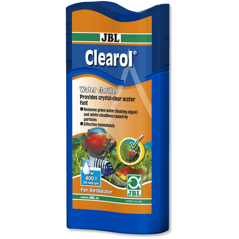 JBL Clearol for crystal-clear water 100ml